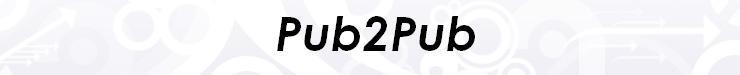 Pub2pub forum de pub Logo16