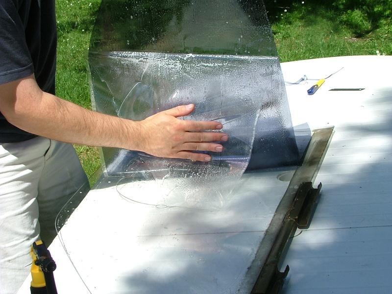 Teinter les vitres de sa voiture P2_610