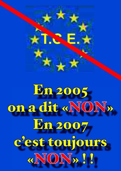 NI ORDRE MONDIAL NI ORDRE EUROPEEN ! TOUS UNIS LE 19 OCTOBRE Non__c10