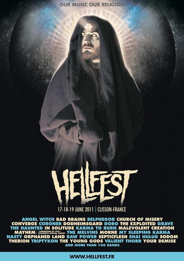 HELLFEST Hellfe10