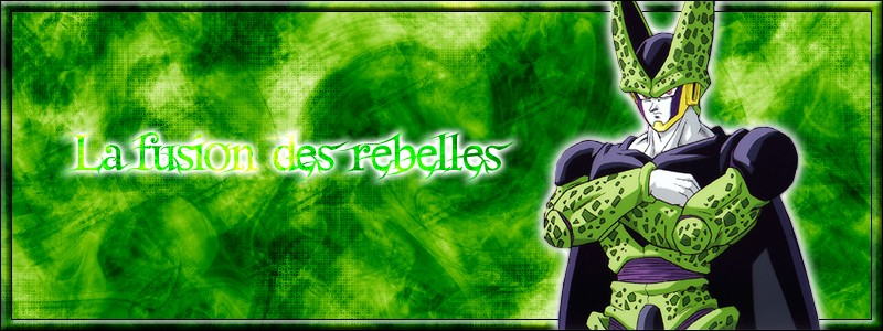 La fusion des rebelles