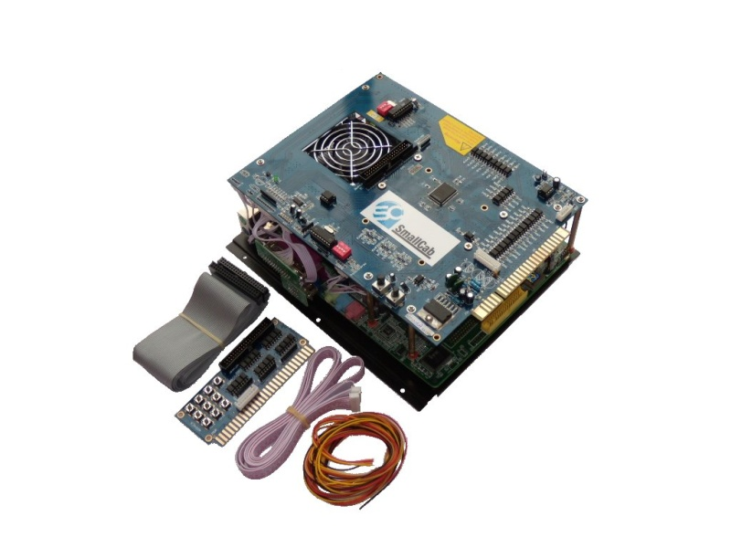 verif matériaux pour borne arcade Pcb_3010