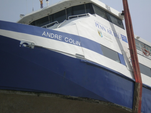 Brest, port de commerce 02810