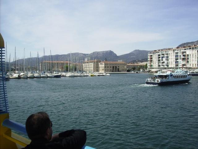 [Les Ports Militaires de Métropole] Visite de la rade de Toulon - Page 2 Imgp3510
