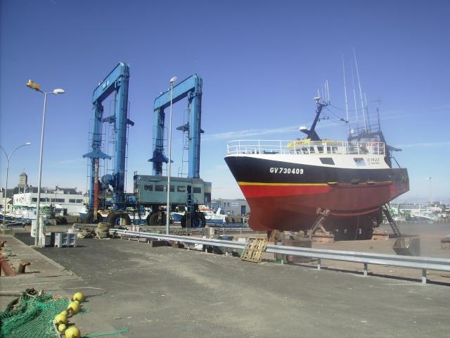 [Activité des ports] Le Guilvinec Imgp4320