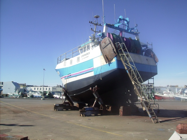 [Activité des ports] Le Guilvinec Imgp4321