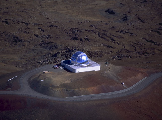 Observatoires astronomiques vus avec Google Earth - Page 11 Nasa_i12