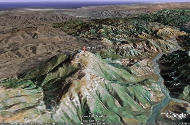 Observatoires astronomiques vus avec Google Earth - Page 13 Observ11