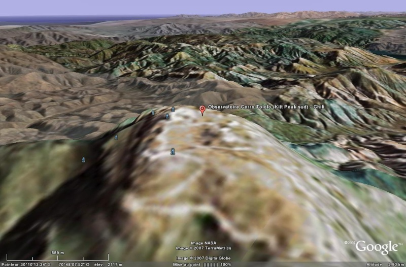 Observatoires astronomiques vus avec Google Earth - Page 13 Observ12