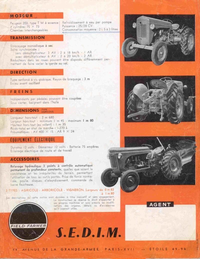 les TRACTEURS AGRICOLES à moteur 203 - Page 2 Field_18