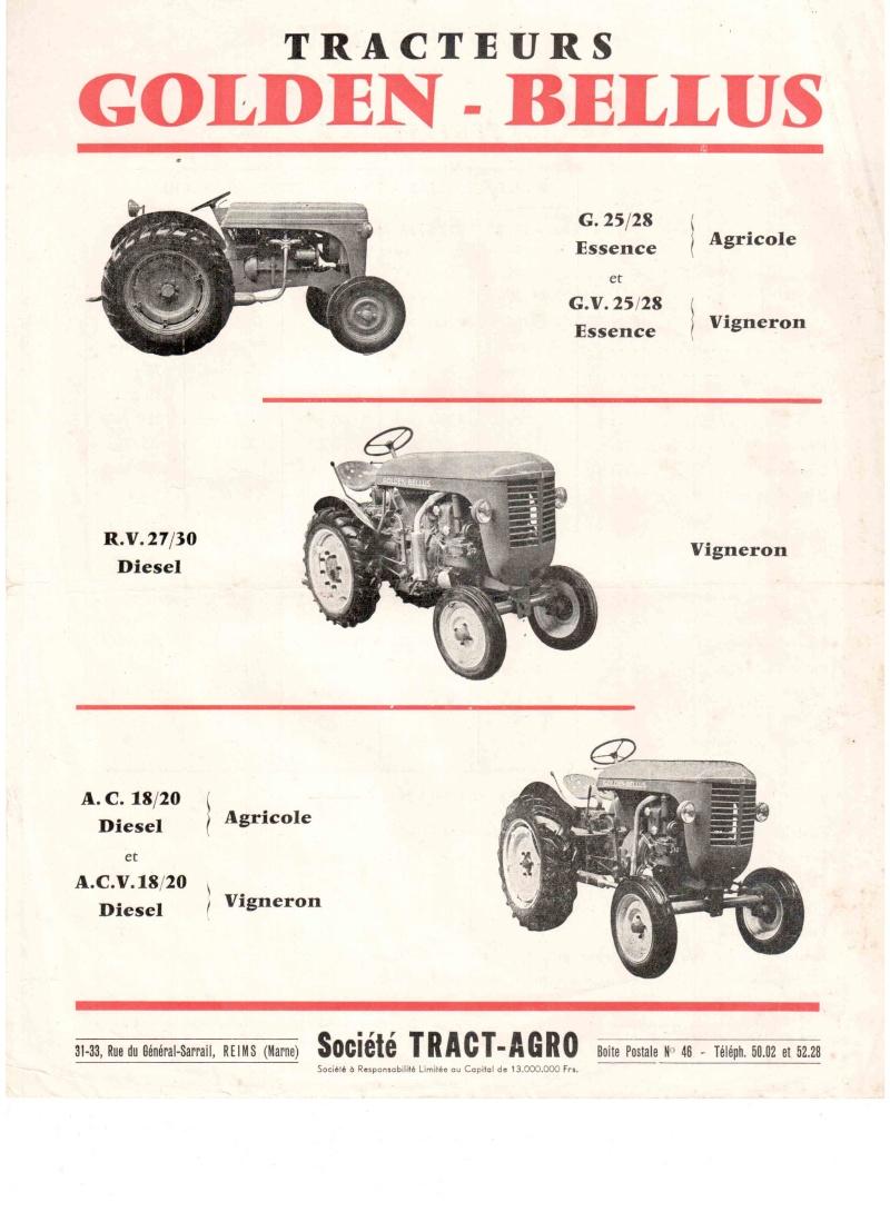 les TRACTEURS AGRICOLES à moteur 203 - Page 2 Golden14