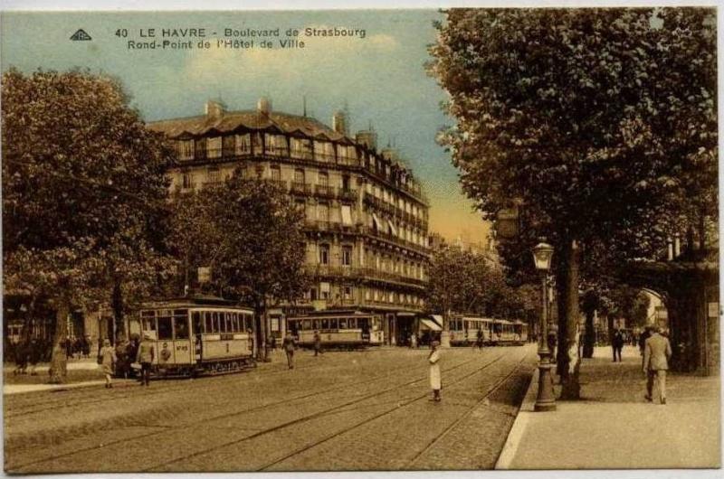 Photos historiques du réseau havrais (bus, tram, funi...) - Page 3 136_0010