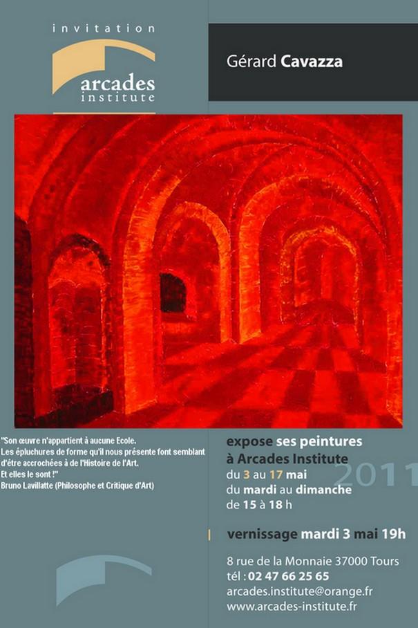 Du désordre, et après - Exposition de Gérard Cavazza 20110410