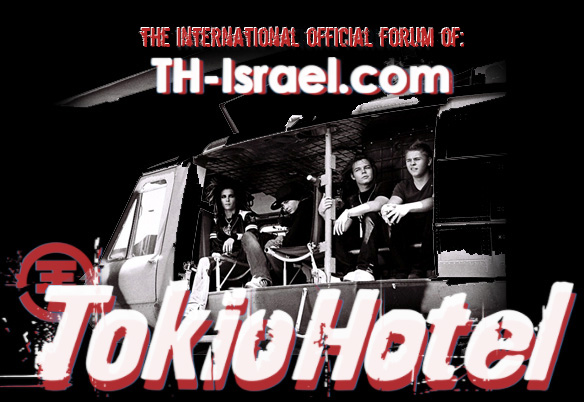 Tokio Hotel - The International Forum