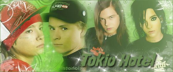 Jenifer & Tokio Hotel