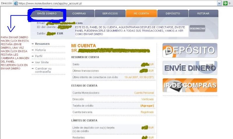 PASOS A SEGUIR PARA ENVIAR DINERO POR MONEYBOOKERS La_cue10