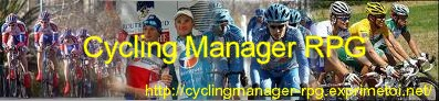 Cycling Manager RPG