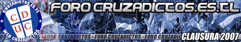 Foro Cruzadictos Banner10