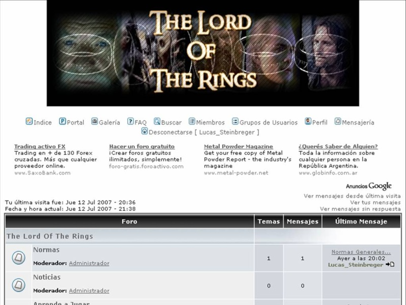 The Lord Of The Rings 110