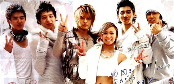 TVXQ and Koda Kumi's Duet Single 'Last Angel' Tvxq-a10