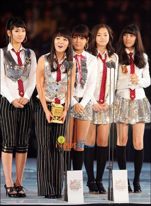 2007 Mnet KM Music Festival Wonder10