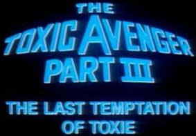 The Toxic Avenger (1984, Michael Herz & Lloyd Kaufman) - Page 4 03139210