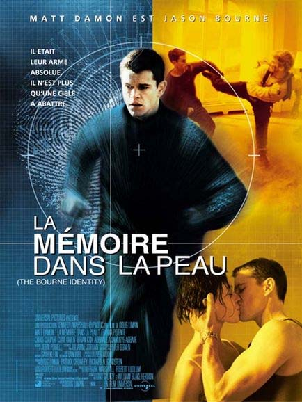 The Bourne quadrilogy (2002~2016, Doug Liman/Paul Greengrass) La_mem11