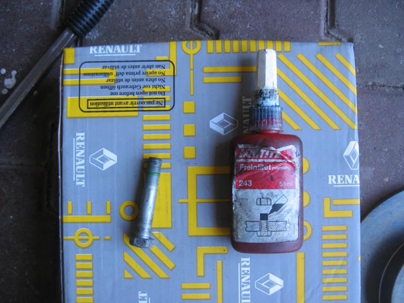 [ Renault r19 an 1995 ] remplacement disques, plaquettes et purge (tuto) Img_1015