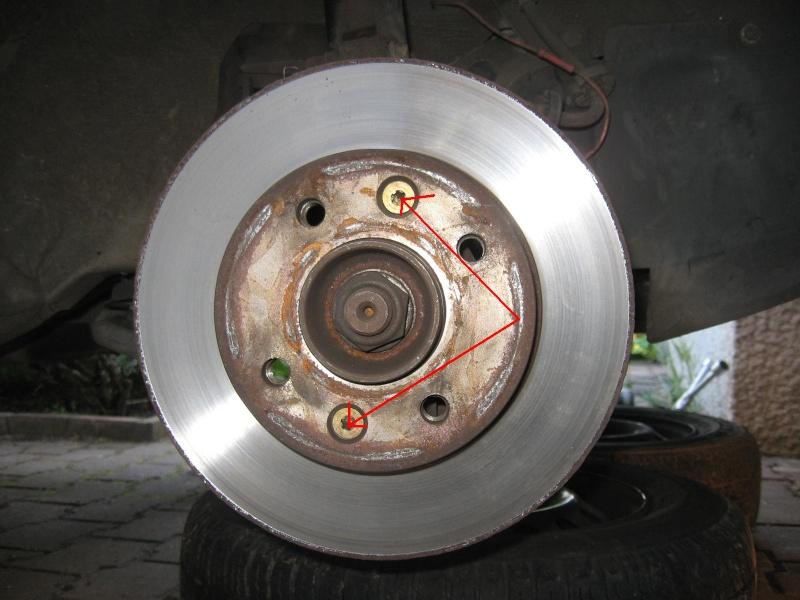 [ Renault r19 an 1995 ] remplacement disques, plaquettes et purge (tuto) Vis210