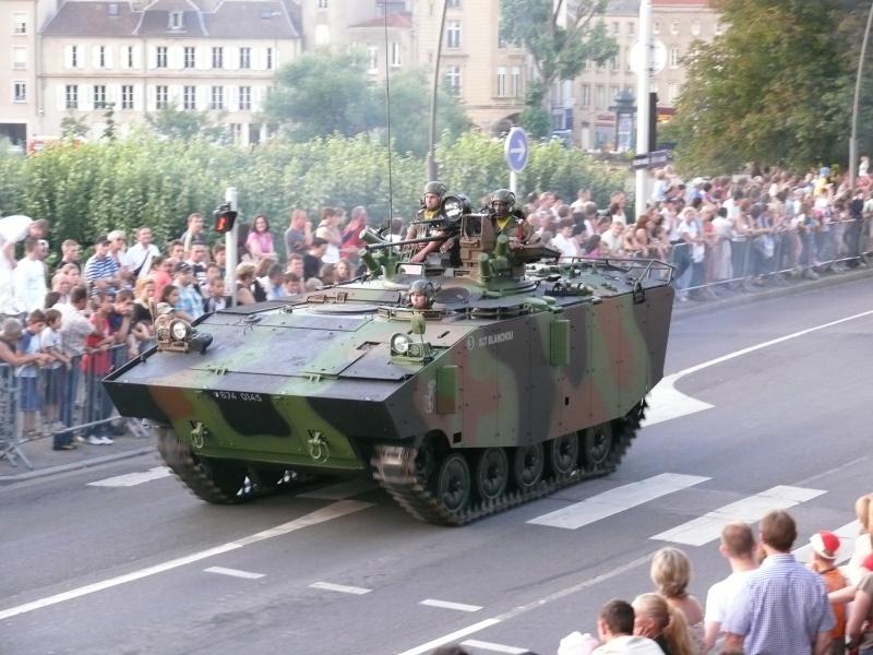 Défilé du 13 Juillet 2007 à Metz 611