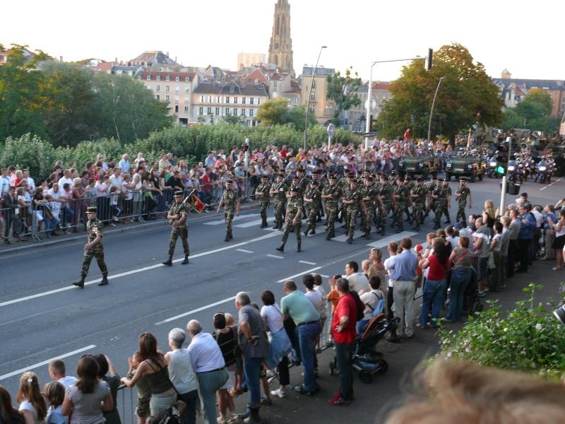 Défilé du 13 Juillet 2007 à Metz P1020111