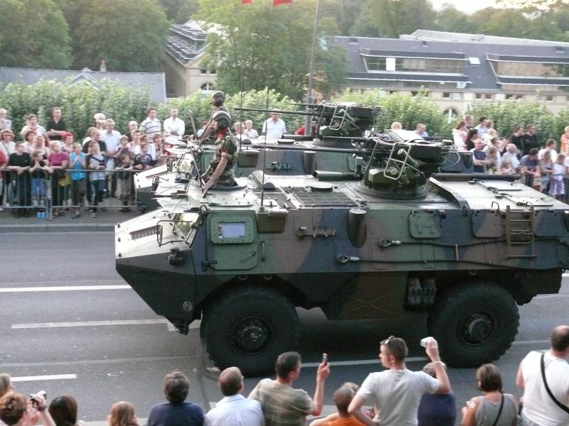 Défilé du 13 Juillet 2007 à Metz P1020124