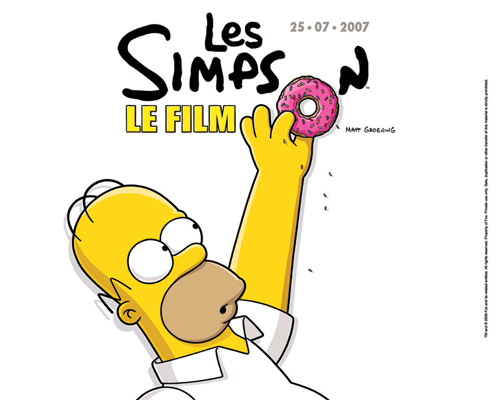 The Simpsons, The Movie Miniho10