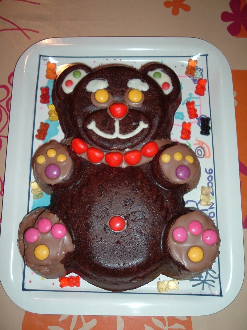 ours, nounours et panda 2007_010