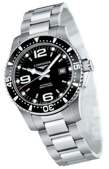 La marque Longines veut retrouver sa place dans le sport Hydroc10