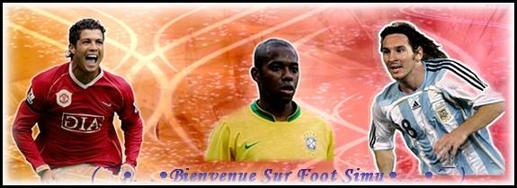 Foot Simu