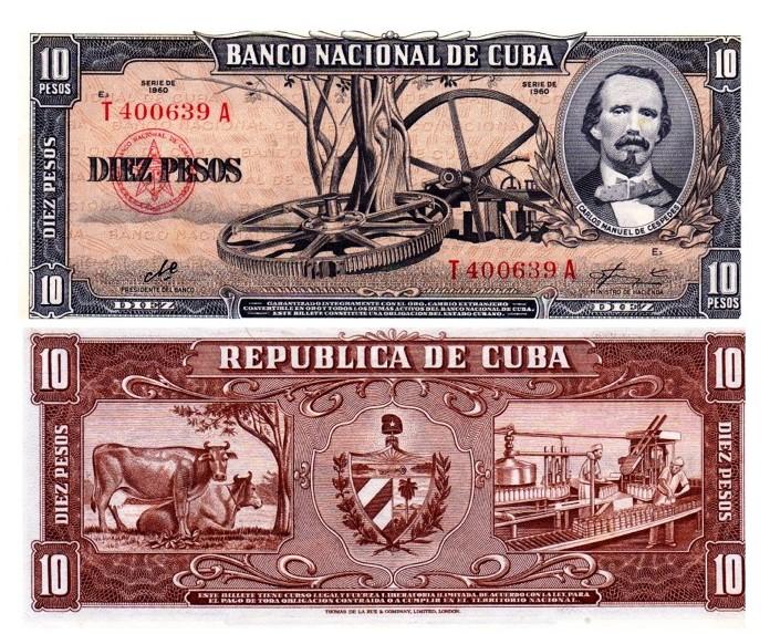 """Billete firmado por Ernesto """"Ché"""" Guevara. Billet13"""