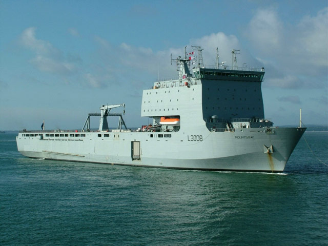 RFA : Royal Fleet Auxiliary 00_06410