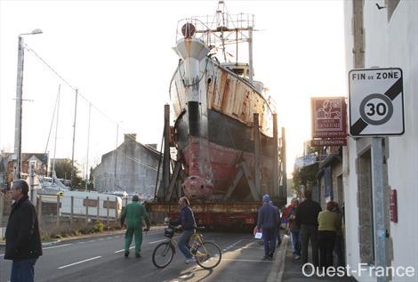 Sauvez la Calypso du Cdt Cousteau 0116