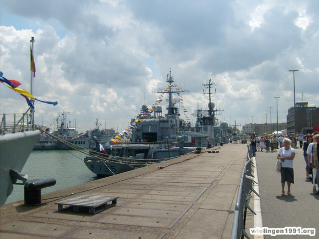 Zeebrugge : Opendeur - Portes Ouvertes - Navy Days - Page 2 032_0610