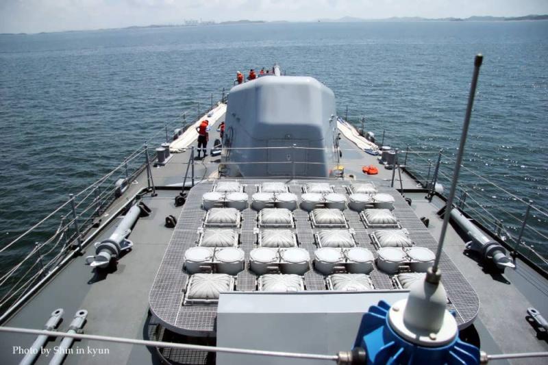 Republic of Korea Navy - Marine de la Corée du Sud - Page 2 11330319