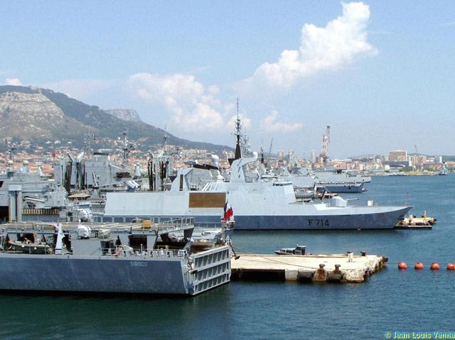 Les news en images du port de TOULON 11745910