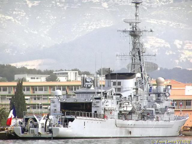 Les news en images du port de TOULON 11746410