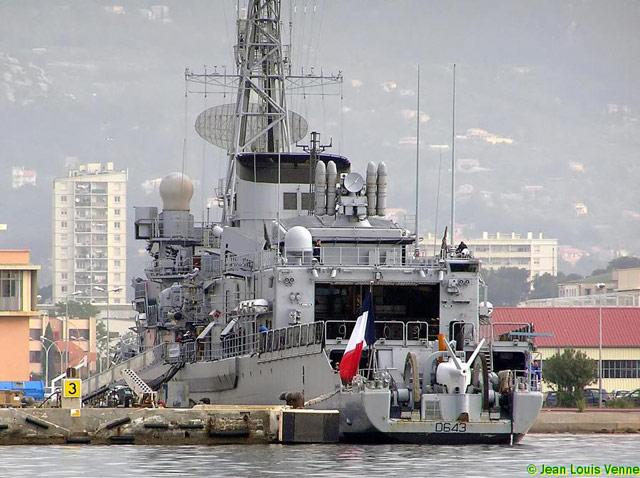 Les news en images du port de TOULON 11746412
