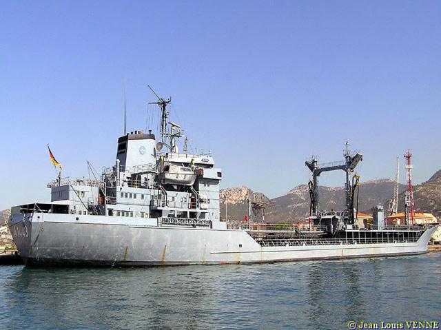Les news en images du port de TOULON 11747210