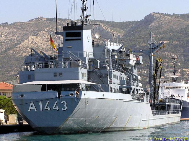 Les news en images du port de TOULON 11747211