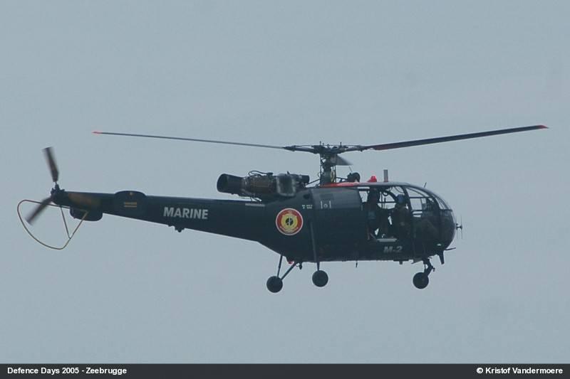 allouette - Alouette III Alloue10
