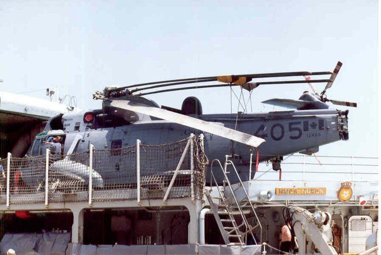 F910 WIELINGEN - Operation SOUTHERN BREEZE Canada11