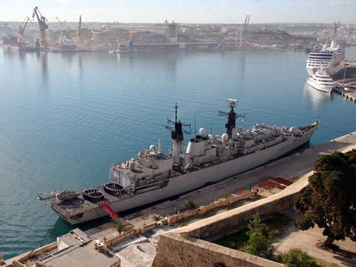 Type 22 Class frigate Chatha10