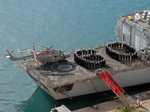 Type 22 Class frigate Chatha11